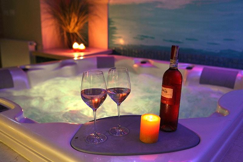 strefa relaksu i saun